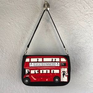 Lulu Guinness Calling London Handbag